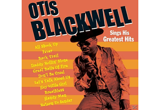 Otis Blackwell - Sings His Greatest Hits - (5 Zoll Single CD (2-Track))
