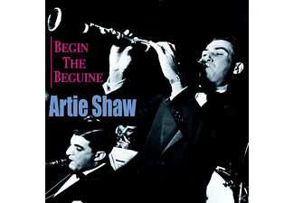Artie Shaw - Begin The Beguine - (CD)