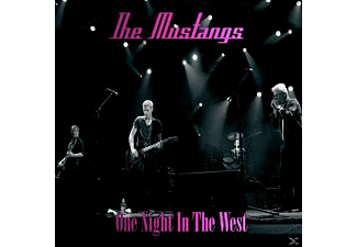 The Mustangs - One Night In The West - (CD)