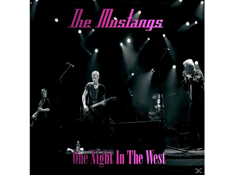 The Mustangs - One Night In The West [CD]