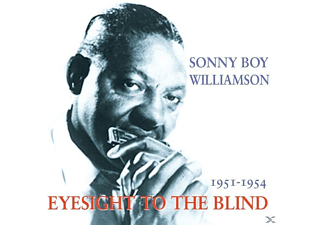 Sonny Boy Williamson - Eyesight For The Blind - (CD)