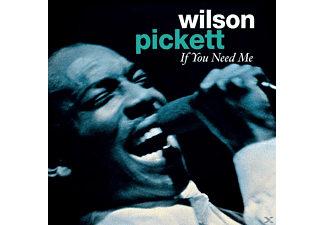 Wilson Pickett - If You Need Me - (CD)