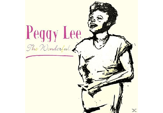 Peggy Lee - Wonderful - (CD)