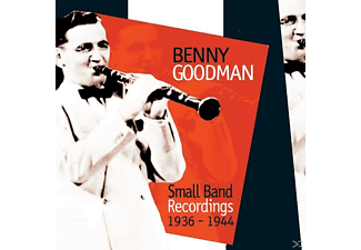 Benny Goodman - The Small Band Recordings 1936-1944 - (CD)