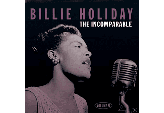 Billie Holiday - The Incomparable Vol.5 - (CD)