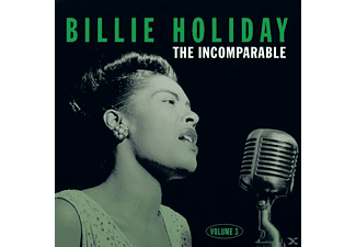 Billie Holiday - The Incomparable Vol.3 - (CD)