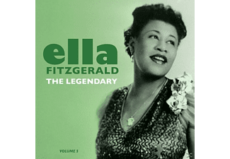 Ella Fitzgerald - The Legendary Vol.5 - (CD)