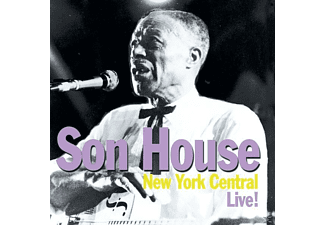 Son House - New York Central,Live - (CD)