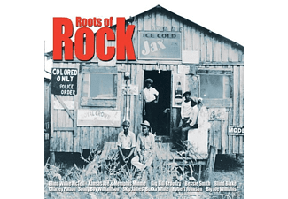 VARIOUS - Roots Of Rock - (CD)