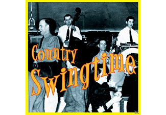 Tommy & The Clambreak - Country Swingtime - (CD)