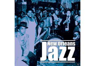 VARIOUS - New Orleans Jazz - (CD)