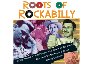 VARIOUS - Roots Of Rockabilly Vol.1 - (CD)