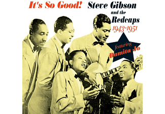 Steve Gibson - It's So Good - (CD)
