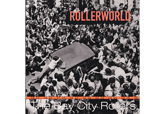 Bay City Rollers - Rollerworld LIVE/Budokan - (CD)