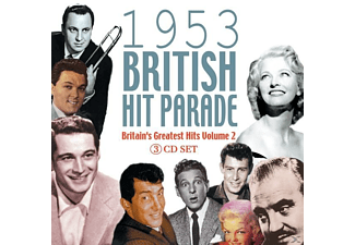 VARIOUS - The 2nd British Hit Parade: 1953 - (CD)