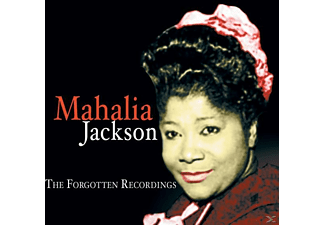 Mahalia Jackson - The Forgotten Recordings - (CD)
