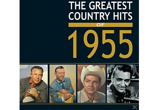 VARIOUS - The Greatest Country Hits 1955 - (CD)