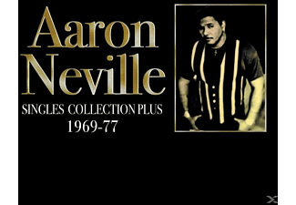 Aaron Neville - Singles Collection Plus - (CD)