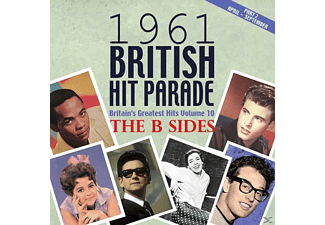VARIOUS - The 1961 British Hit Parade:B Sides P2: Apr.-Sept. - (CD)