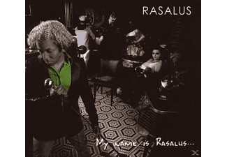 Rasalus - My Name Is Rasalus - (CD)