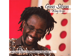 Gino Sitson - Way to go - (CD)