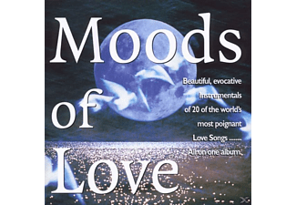 V/A Entspannung - Moods Of Love - (CD)