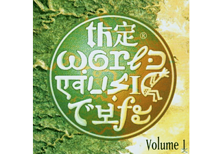 VARIOUS - World Music Cafe Vol.1 - (CD)