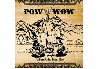 Adam & The King Bee - Pow Wow - (CD)