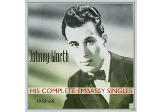Johnny Worth - His Complete Embassy Singles (1958-60) - (CD)