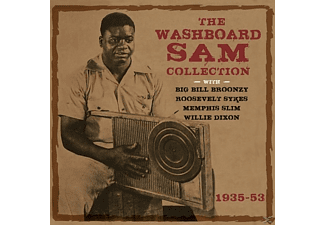 Washboard Sam - The Washboard Sam Collection 1935-53 - (CD)