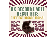 VARIOUS - UK Record Label Debut Hits - The First Decade (1952-61) [CD]