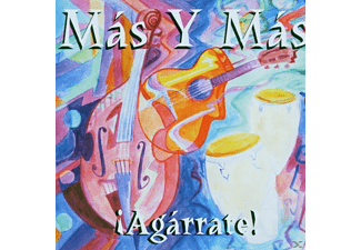 Mas Y Mas - Agarrate! - (CD)
