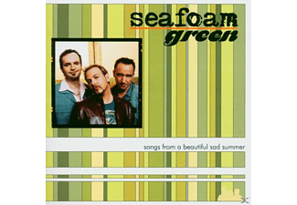 Seafoam Green - Songs From A Beautiful Sad Sum - (CD)