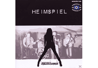 Johann Janssen Band - Heimspiel - (Maxi Single CD)