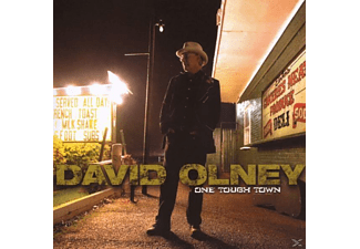 David Olney - ONE TOUGH TOWN - (CD)