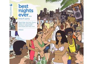 VARIOUS - Best Nights Ever-Beach Party - (CD)