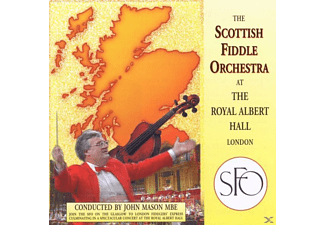 The Scottish Fiddle Orchestra - Live at Royal Albert Hall - (CD)