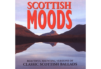 V/A Enstspannung - Scottish Moods - (CD)