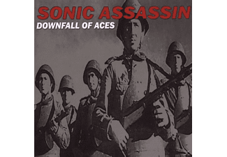 Sonic Assassin - Downfall of Aces - (CD)