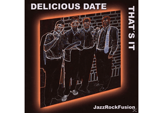 Delicious Date - That's It - (CD)