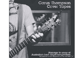 Carus Thompson - Cover Tapes - (CD)