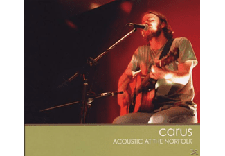 Carus - Acoustic At The Norfolk - (CD)