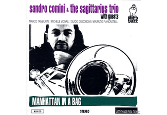 Sagittarius Trio - Manhattan In A Bag - (CD)