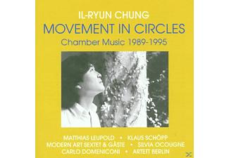Klaus Schöpp - Movement In Circles Chamber M - (CD)