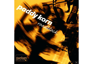 Paddy Korn - Roadblock - (CD)