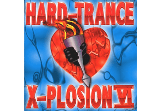 VARIOUS - Hard-Trance-X-Plosion 6 - (CD)