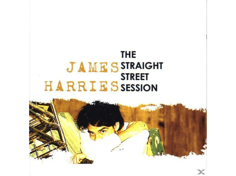 James Harries - The straight street session [CD]