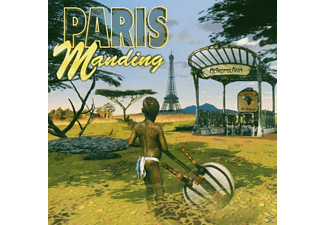 VARIOUS - Paris Manding - (CD)