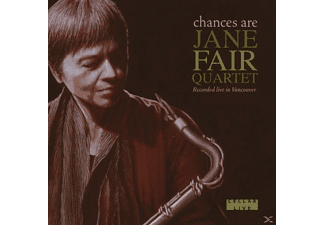 Jane Quartet Fair - Chances Are - (CD)