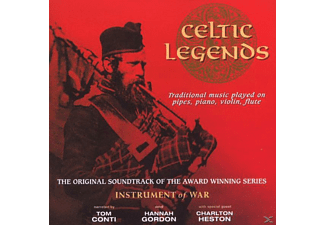 Celtic Legends - Imstrument of war - (CD)